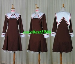 Chii Cosplay (School Uniform) from Chobits any size dress - $52.05