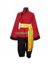 Axis Powers Hongkong Cosplay Costume anysize Jacket Trousers Belt Japanese Anime - $44.59