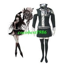 1 D.Gray-man Cosplay Costumes 5 any size Jacket Skirt Stocking Badge - $59.34