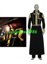 2 General Cross Marian Order Uniform Cosplay Costume from D.Gray-Man any size - $65.11