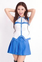 Cosplay Costume-Fairy Tail Elza·Scarlet Cosplay Uniform Halloween Top skirt - $24.08