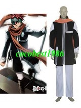 2 Lavi Cosplay Costume from D.Gray-Man  any size - $68.23