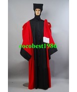 Star Trek TNG The Next Generation Q judge Robe Costume all size coat pants - $108.71