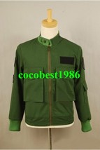 Stargate SG1 Jack O'Neill Costume Uniform Green Jacket any size coat - $57.65