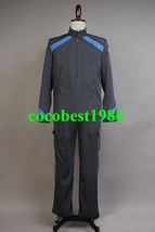Stargate Atlantis Rodney McKay Costume Uniform Jacket pants any size coa... - $71.64