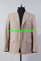 Who is Doctor 11th Striped Jacket Coat Costume any size coat - $56.72