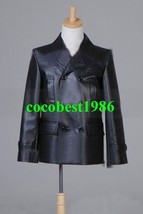 Who is Doctor Black Leather Jacket  any size - $66.98