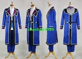 Reishi Cosplay from K any size coat vest shirt pants tie - $70.71