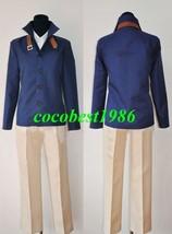 Tatara Cosplay from K any size coat shrit pants - $68.38