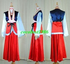 Nuriko Cosplay from Fushigi Yugi any size dress waistband - $67.91