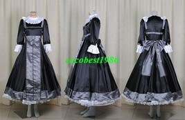 Victorica Cosplay from GOSICK any size  dress bow knot - $81.11