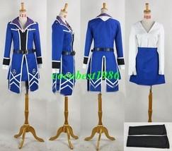 Seri Cosplay from K  any size shirt skirt coat belt stocking - $71.64