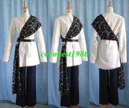 Chichiri Cosplay from Fushigi Yugi any size shirt pants belt cloth - $63.48