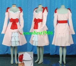 Mikuru Cosplay (Pink) from The Melancholy of Haruhi Suzumiya any size - $62.31