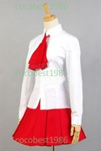 IB Mary and Garry Game Mary Cosplay Costume B shirt skirt tie - $57.65