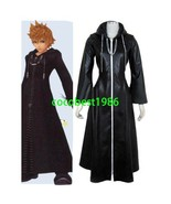 Kingdom Hearts Organization XIII Roxas Halloween Cosplay Costume Coat ne... - $57.57