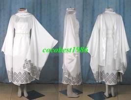 Yuki Onna Cosplay from Nurarihyon no Mago any size scarf kimono belt - $62.31