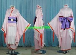 Zakuro Cosplay from Otome Yokai Zakuro any size kimono belts bow knot - $67.91