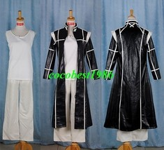 Funeral Wreaths Cosplay from Katekyo Hitman Reborn Any size shirt coat pants - $75.24