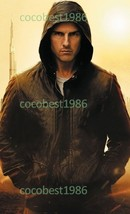 Ethan Hunt Jacket from Mission Impossible Ghost Protocol  Any size jacket - $67.91