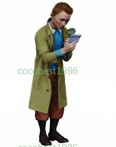 Tintin Cosplay (with Coat) from The Adventures of Tintin coat pants underwear - $86.98