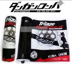 Danganronpa Monokuma Pony Roll Pencil Bag Anime pencil bag stationery fo... - $9.33