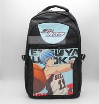 Kuroko No Basketball Kuroko Tetsuya Backpack Schoolbag Anime Backpack - $24.97
