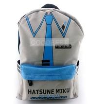 Vocaloid Hatsune Miku Sailcloth Schoolbag Anime Backpack - $24.48