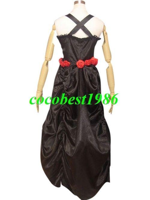 2 D.Gray-man Marian Cosplay Costume Body Skirt  Any size custom-made