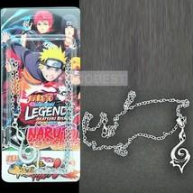 Naruto Konoha Cloud Shape Pendant Necklace Cosplay Accessories - $5.20