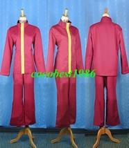 Kurama Cosplay from YuYu Hakusho any size top pants - $64.46