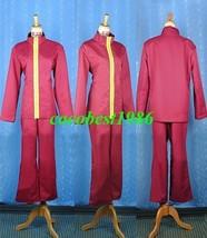 Kurama Cosplay from YuYu Hakusho any size top pants - $64.46