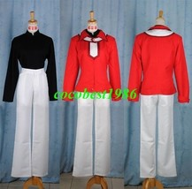 Yuki Cosplay (2nd) from Yu Gi Oh any size top pants coat - $67.91
