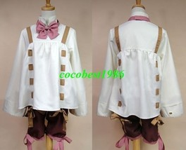 Anel Cosplay Dress from Zettai Fukuju Meirei any size dress pants bow knot - $66.42
