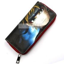 Naruto Uchiha Itachi Character Printing zipper Wallet for Man and Woman - $9.91