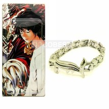 Death Note Metal bracelet Cosplay Accessory - $6.63