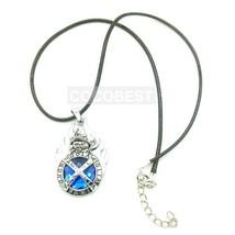 Hitman Reborn Crystal Alloy Pendant Necklace Anime Accessories - $5.20