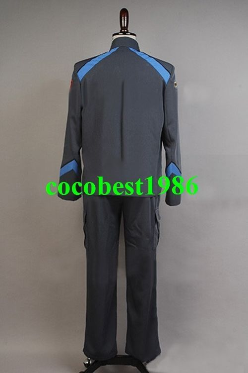 Stargate Atlantis Rodney McKay Costume Uniform Jacket pants any size coat pants