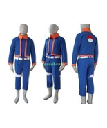 Naruto young  Obito Uchiha Cosplay Costume any size Vest Overcoat Pants - $58.07