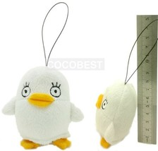Gintama Elizabeth Modeling Plush Mobile Phone Pendant Anime Doll gift - $5.29