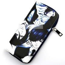 Black Butler Ciel Phant Character Color Printing Wallet cosplay purse - $9.05
