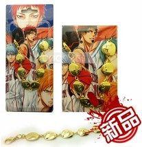 Kuroko No Basketball Expression of Chicken Alloy Bracelet  golden - $5.29