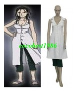 FullMetal Alchemist Izumi Curtis Cosplay Costume Dress Pant Any size cus... - $55.79