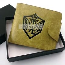 Kuroko No Basketball II TEIKO School logo Wallet for man Anime purse - $9.48
