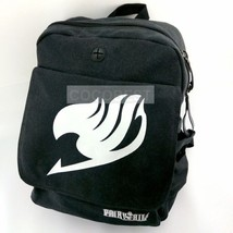 Fairy Tail Logo canvas Backpack Student Backpack - $20.87