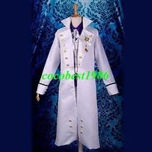 Cosplay Costume Inspired by Black Butler Charles Grey Belt Glove Cravat Pants - $78.88