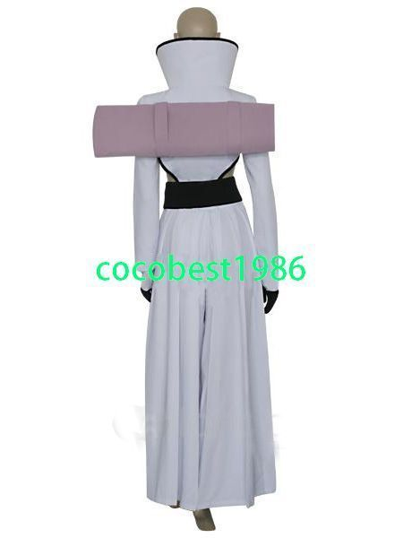 Bleach Halibel Halloween Cosplay Costume Gloves Kimono  Hakama Backpack Others