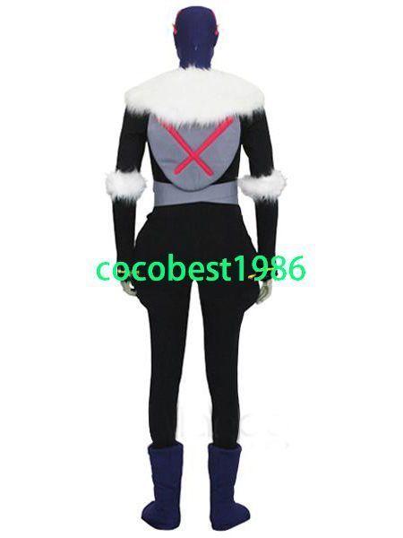 Bleach Nova Halloween Cosplay Costume Shoes Cover  Jumper Veil  Sash Handmade