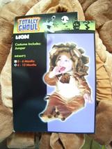Lion Cub Deluxe Plush Halloween Costume 0-6 months - $52.50 CAD