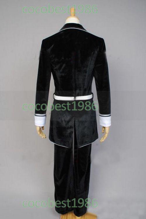 DIABOLIK LOVERS Sakamaki Subaru Cosplay Costume Any size shirt vest coat pants